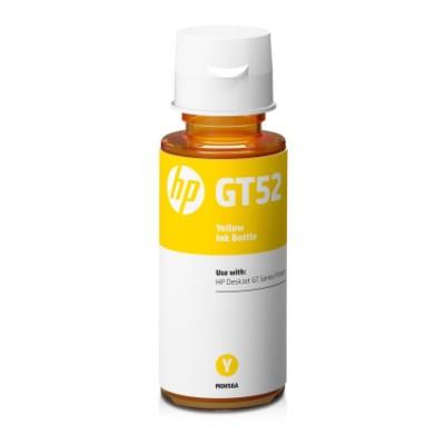 HP M0H56AE Originální lahvička se žlutým inkoustem HP GT52 cca 8 000 stran