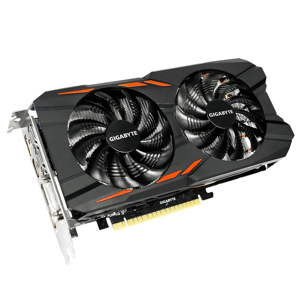 GIGABYTE GTX 1050 Ti Windforce OC 4GB