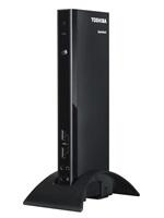 Toshiba OP Dynadock 4K – replikátor portů USB 3.0 (6x USB 3.0, DisplayPort, HDMI, DVI) černý