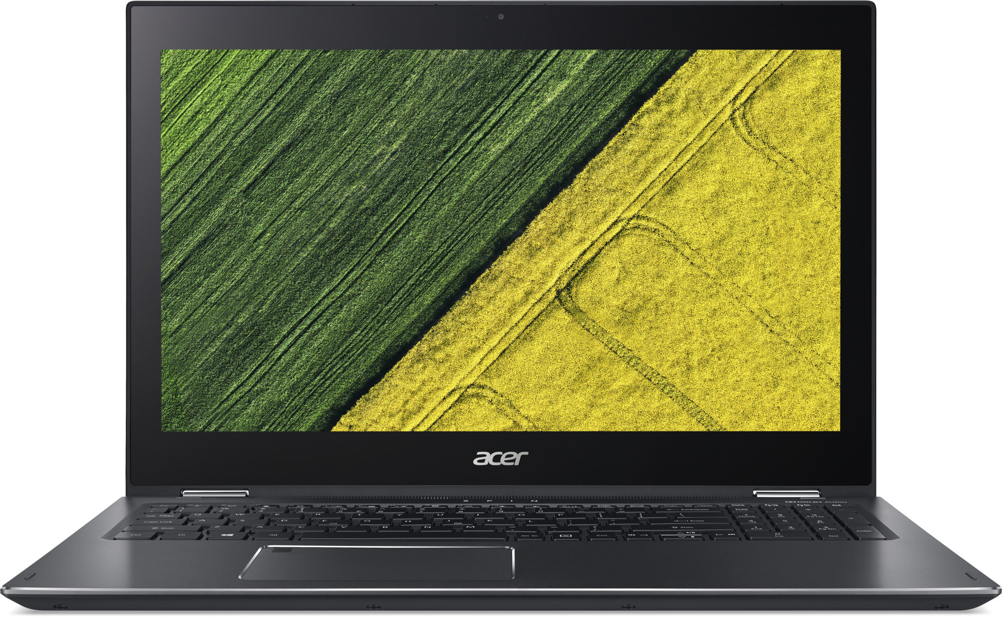 """Acer Spin 5 (SP515-51N-563G) i5-8250U/8GB+N/A/256GB Intel PCIe SSD+N/HD Graphics/15.6"""" FHD IPS Multi-Touch/BT/W10 Home/Gray"""