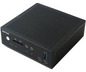 ZOTAC ZBOX MI561 NANO, i7-7500U, 2X DDR4 SODIMM, SATA3. DP/HDMI