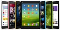 Xiaomi Mi Pad, 16 GB, žlutá