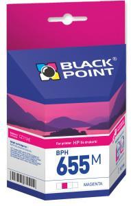 Ink cartridge Black Point BPH655M   magenta   10,5 ml   HP CZ111AE