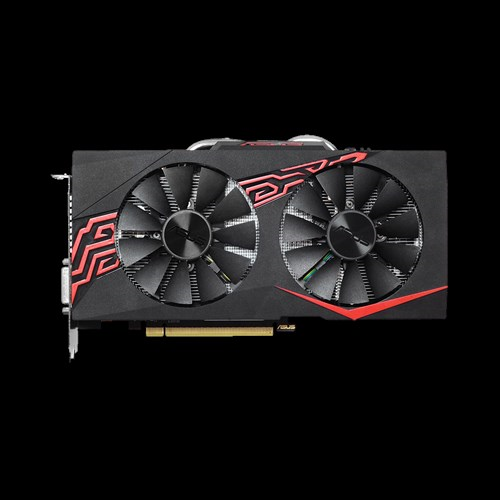 ASUS GeForce GTX 1060, 6GB, DVI, HDMI*2, DP*2, D5