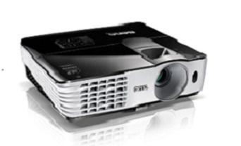 Projektor BenQ MW665+; DLP; WXGA (1280x800);3200 ANSI; 13000:1; HDMI+NFC,WDONGLE