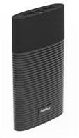 REMAX PowerBank 10000 mAh, Perfume line, černá barva