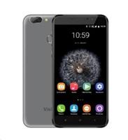 UMAX VisionBook P55 PRO Grey/5,5´´ IPS 1080x1920/1,5GHz QC/2GB/16GB/SD/2xSIM/FP/13MPx/3300mAh