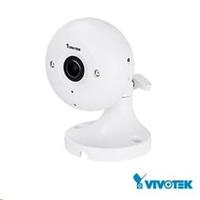 Vivotek IP8160-W, 2MPix,30sn/s, obj. 2.8mm (113°), audio, Mic in, Smart IR 8m, DC 5V (MicroUSB),MicroSDXC, Wi-Fi,vnitřní