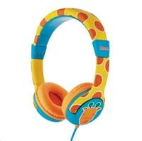 Trust Spila Kids Headphones náhlavní sada - giraffe