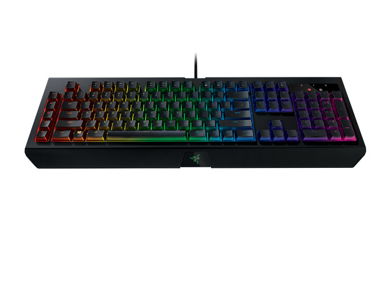 RAZER klávesnice BlackWidow Chroma V2 (Green Switch) - US Layout