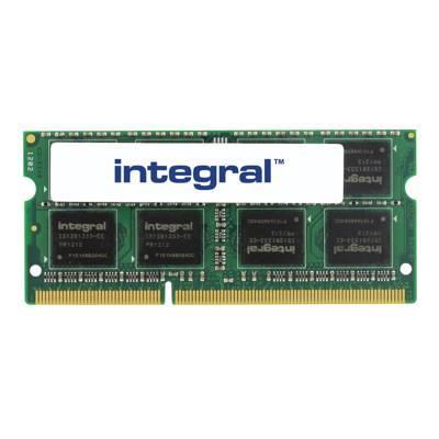 INTEGRAL 4GB DDR4 2133MHz SoDIMM CL15 R1 UNBUFFERED 1.2V BULK
