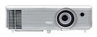 Projektor Optoma W400 (DLP, 4000 ANSI, WXGA, 22 000:1, full 3D)
