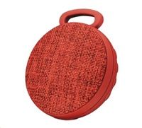 Trust Fyber GO 22011 wireless speaker Red
