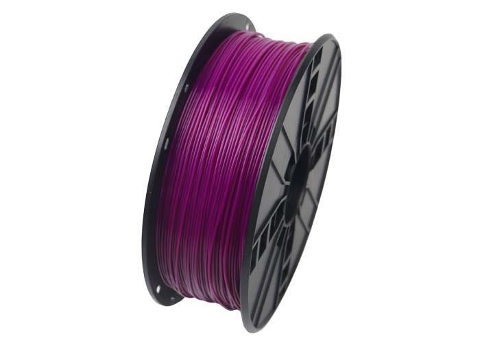 Tisková struna Gembird PLA purpurová | 1,75mm | 1kg