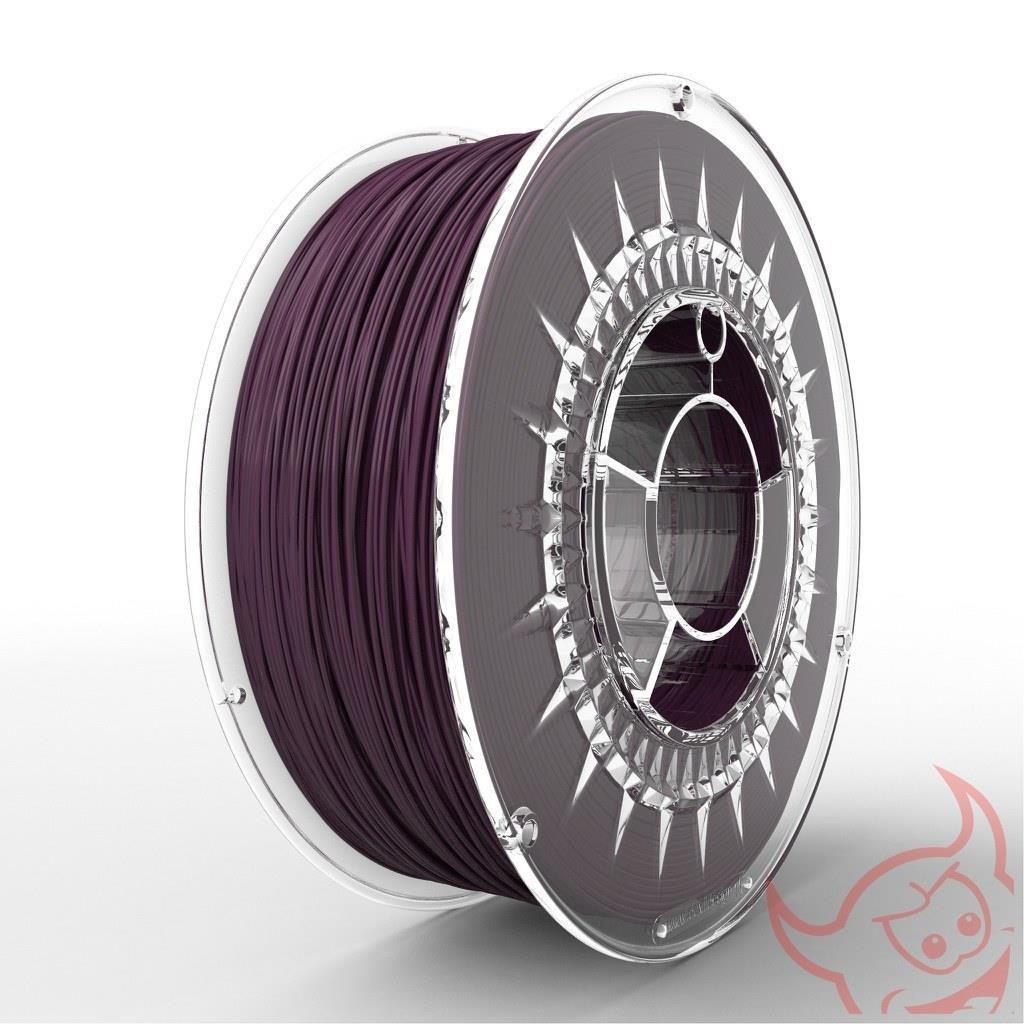 Filament DEVIL DESIGN / PLA / LILAC / 1,75 mm / 1 kg.
