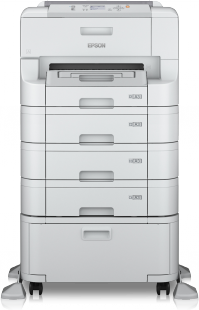 Epson WorkForce Pro WF-8090D3TWC, A3+, NET, duplex, WiFi, PDL