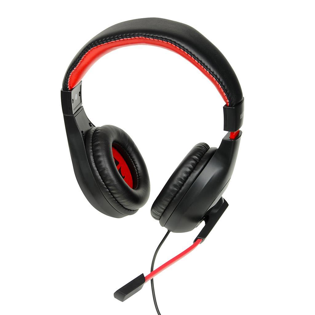 I-BOX X4 BLACK herní sluchátka