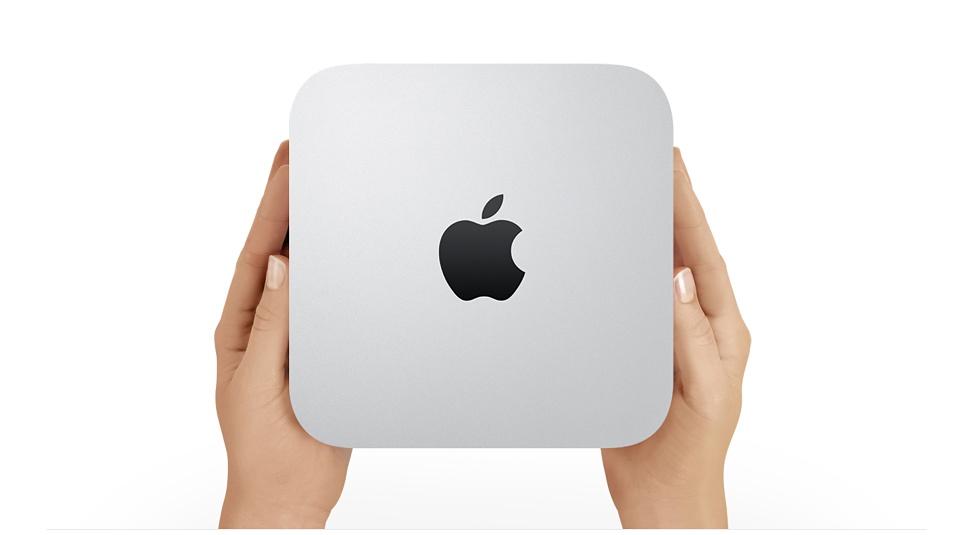 Mac mini i5 2.8GHz/8G/1TFD/OS X