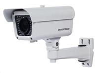 """Grandstream GXV3674_FHD_VF v2 [IP kamera,3Mpix, H.264/MJPEG,1/3"""" CMOS,obj.2,8-12mm, 2048x1536,PoE, venkovní, IP66, bílá]"""
