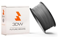 PLA 3DW ARMOR filament, průměr 1,75mm, 1Kg, Stříbrná