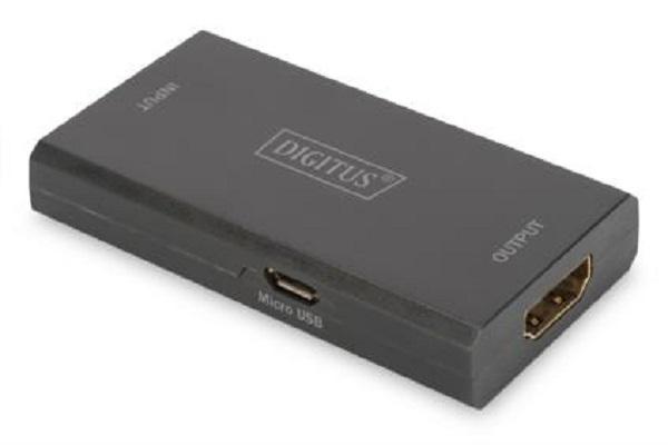DIGITUS 4K HDMI Opakovač, 60 Hz