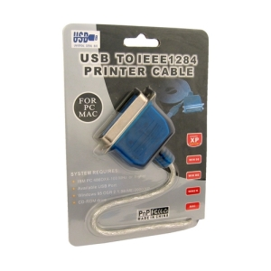 4World Adaptér USB na LPT Centronics 36pin