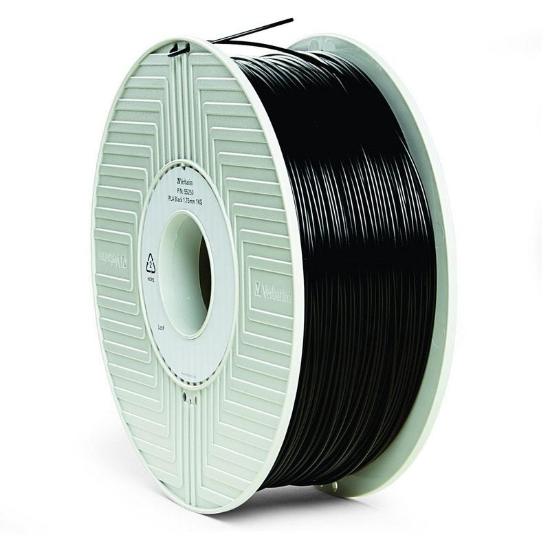 Filament VERBATIM / ABS / Black / 1,75 mm / 1 kg