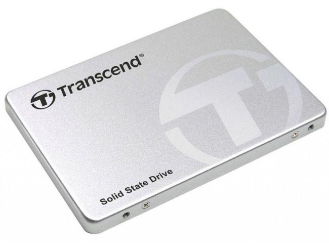 TRANSCEND SSD370S 512GB SSD disk 2.5'' SATA III 6Gb/s, MLC, Aluminium casing, 560MB/s R, 460MB/s W, stříbrný