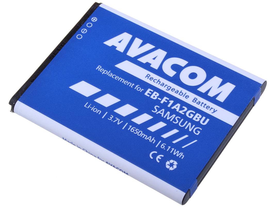 AVACOM baterie do mobilu Samsung i9100 Li-Ion 3,7V 1650mAh (náhrada EB-F1A2GBU)