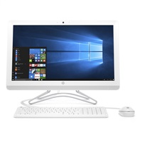 "HP Pavilion 24-e001nc/AiO/23,8""/Intel i3-7100U/4GB/1 TB/Intel HD/ DVDRW/Win 10 Home"