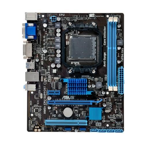 ASUS M5A78L-M LE/USB3, AM3+, AMD 760G, 2xDDR3, PCIe 2.0x16, SATAIII, GLAN, USB3.0, mATX