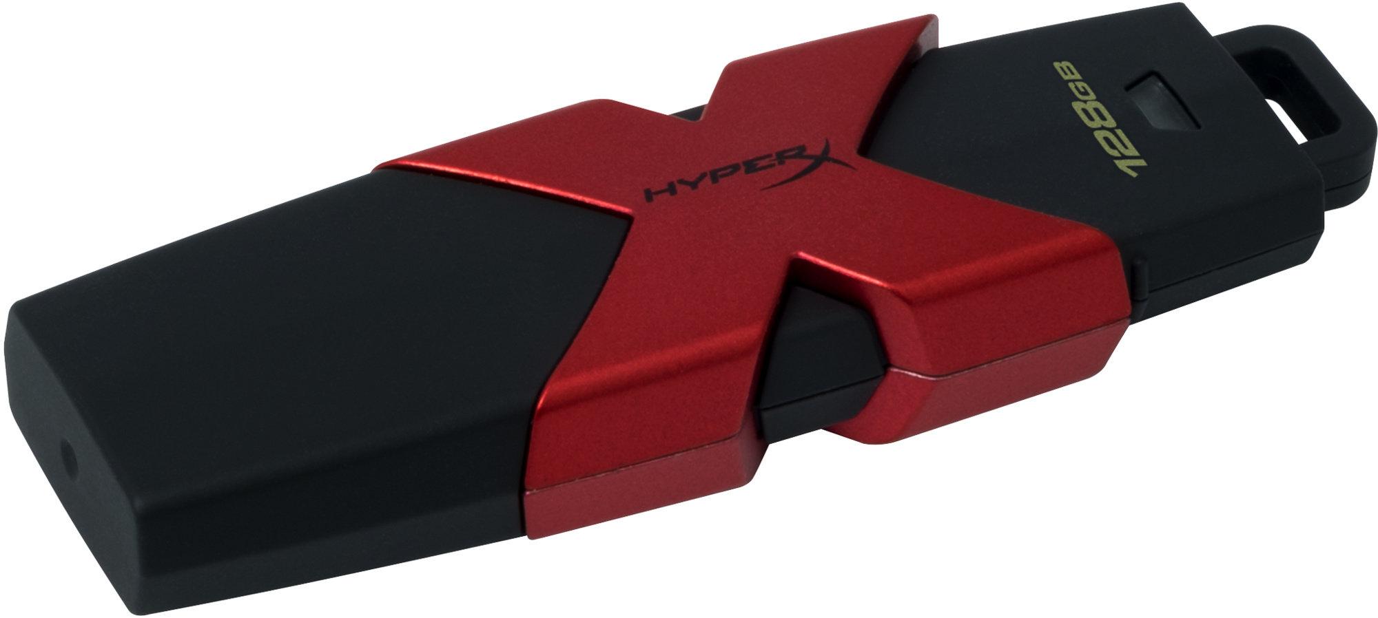 KINGSTON 128GB HyperX Savage USB 3.1/3.0 350MB/s R, 180MB/s W