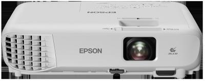 EPSON 3LCD/3chip projektor EB-W05 1280x800 WXGA/3300 ANSI/15000:1/HDMI/2W Repro/optionWi-fi/