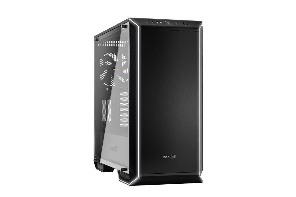 be quiet! Dark Base 700, window, black, ATX, M-ATX, E-ATX, mini-ITX case