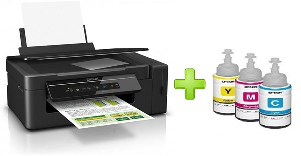 L3060 tank ink multifunk. WiFi USB EPSON
