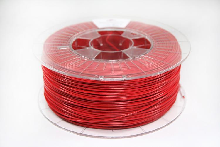 Filament SPECTRUM / PLA / DRAGON RED / 1,75 mm / 1 kg