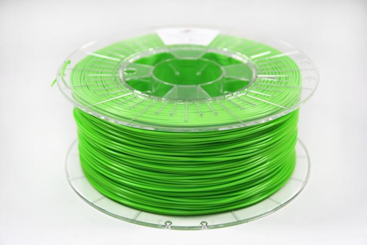 Filament SPECTRUM / PLA / LIME GREEN / 1,75 mm / 1 kg