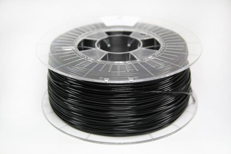 Filament SPECTRUM / PLA / DEEP BLACK / 1,75 mm / 1 kg