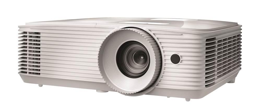 Optoma projektor WU337 (DLP, FULL 3D, WUXGA, 3 600 ANSI, 20 000:1, HDMI, MHL, VGA, Audio, USB, RS232, 10W speaker)