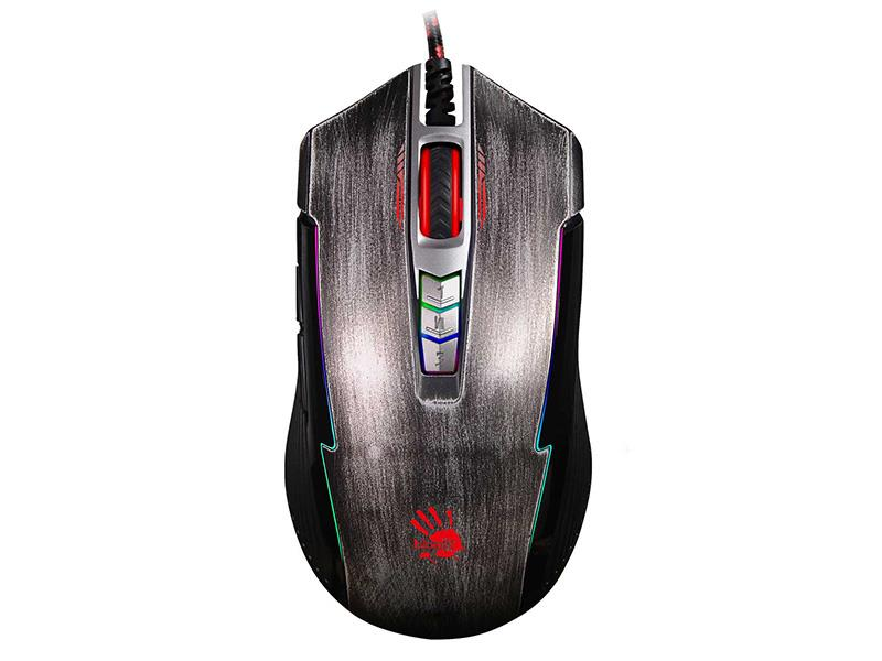 Mouse A4TECH BLOODY P93 Bullet Grey