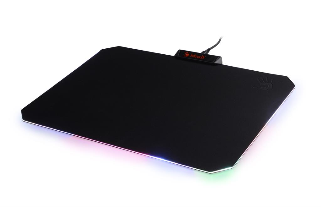 Mouse Pad A4TECH BLOODY RGB MP-60R (354x256x2.6)