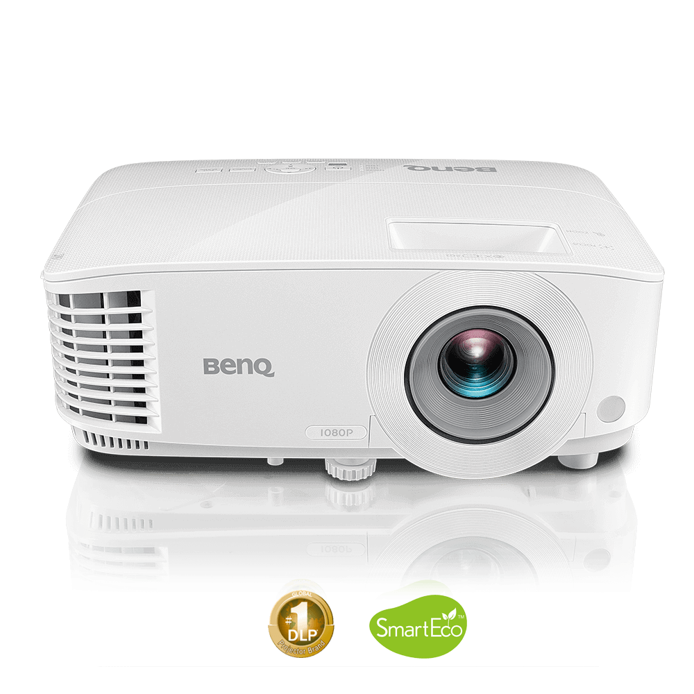BenQ DLP Projektor MH550 3D/1920x1080/3500 ANSI lm/20000:1/2xHDMI/1x2W Repro