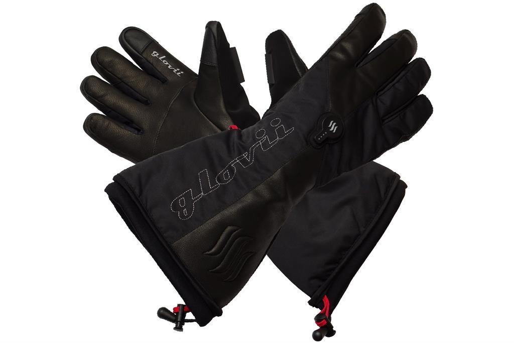 SUNEN Glovii - Vyhřívané lyžařské rukavice 82b0d64ee2