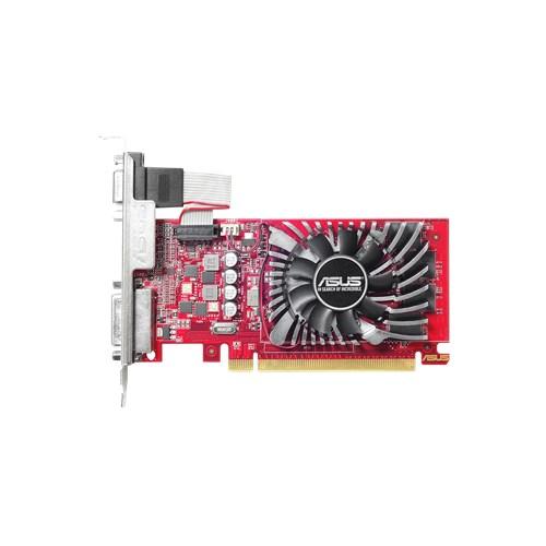 ASUS Radeon R7 240, 4GB GDDR5 (128 Bit), HDMI, DVI, D-Sub