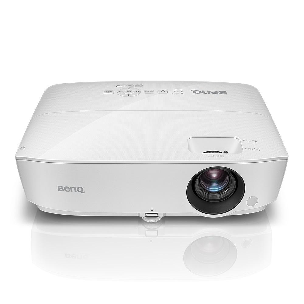 BenQ DLP Projektor TH534 3D/1920x1080/3300 ANSI lm/15000:1/2xHDMI/1x2W Repro