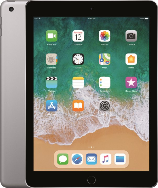 Apple iPad wi-fi 32GB Space Grey (2018)