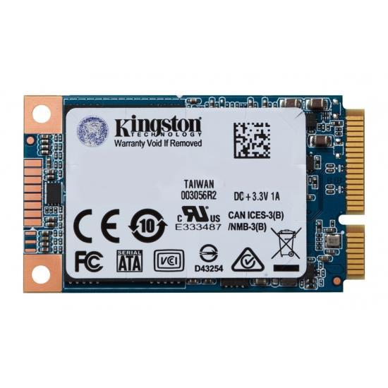 Kingston SSDNow UV500 mSATA, 240GB