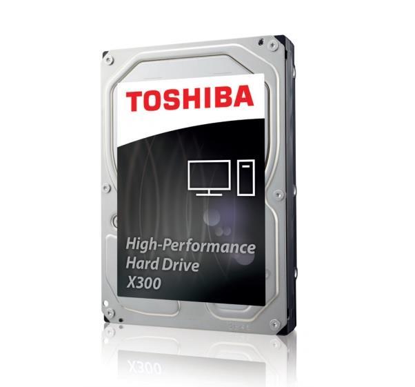 Toshiba X300 HDD 3.5'', 10TB, SATA/600, 7200RPM, 128MB cache