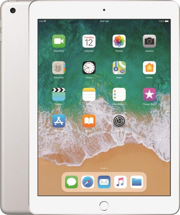 iPad Wi-Fi 128GB - Silver