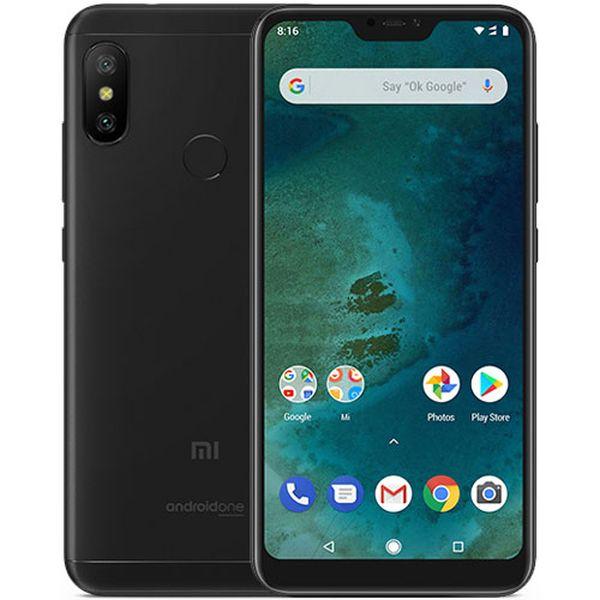 Xiaomi Mi A2 LITE Global Black/5,84´´ FullHD+/2GHz OC/3GB/32GB/SD/2xSIM/12+5MPx/4000mAh
